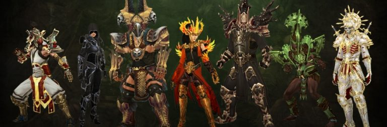 Diablo III adds random elemental power discharges for Season 21