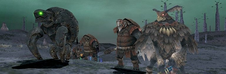 Final Fantasy XI offers up a new login campaign with a non-functional chest