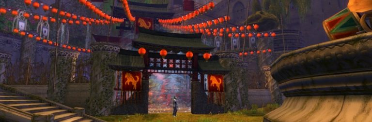 Guild Wars 2's lunar new year patch is here with some big class balance changes too
