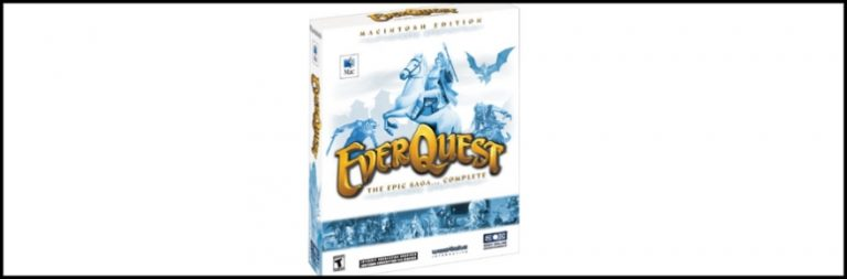 The Game Archaeologist: EverQuest Mac