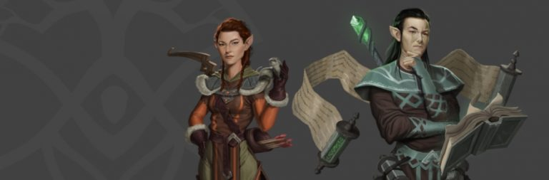 Pantheon's State of the Game touts pre-alpha and Elves
