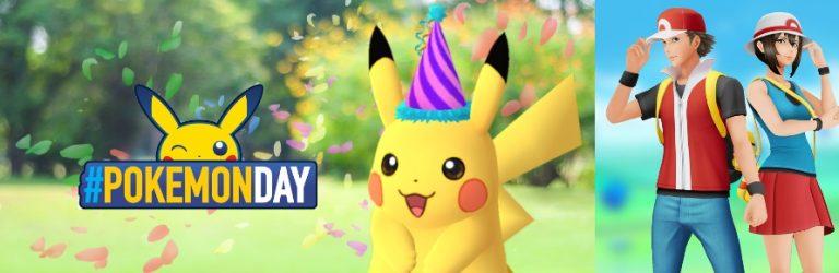Pokemon Go brings back party-hat pikachus, announces bulbasaur for next community day