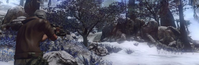 The Repopulation is working on a new starter island and combat targeting