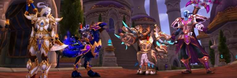 World of Warcraft confirms that allied race requirements aren't changing any time soon
