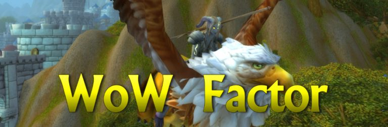 WoW Factor: A brief history of flight (in World of Warcraft)