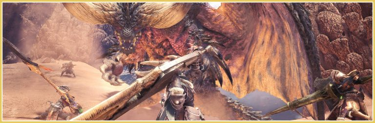 One-month impressions of Monster Hunter World