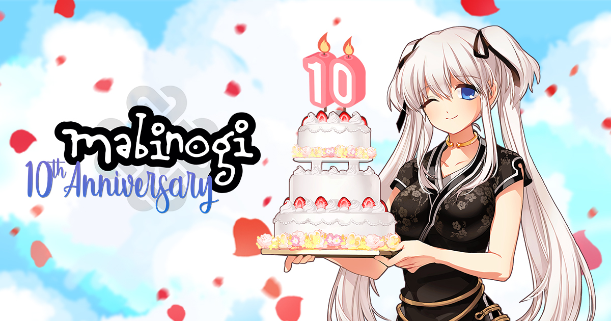 Nexon's MMORPG Mabinogi is about to turn 10 years old | Massively