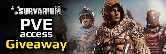 Grab a freebie Survarium co-op mission key from Vostok and