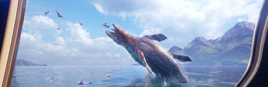 GDC 2018: ARK Park's Snail Games on VR, science, and the