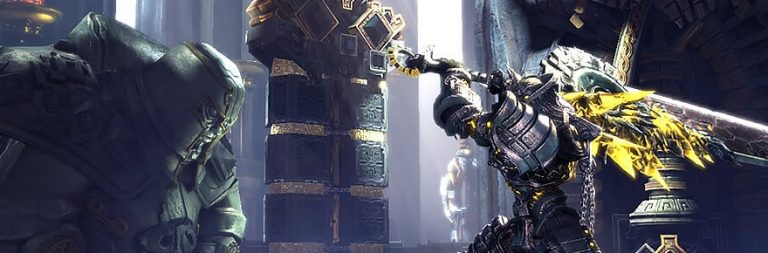 Blade & Soul brings single-player and group challenges to the Emperor's Tomb