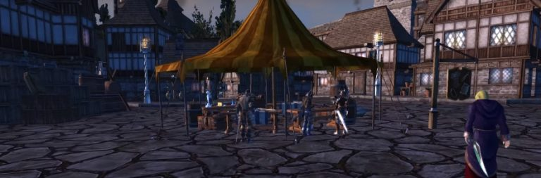 Darkfall: Rise of Agon pushes out market system patch