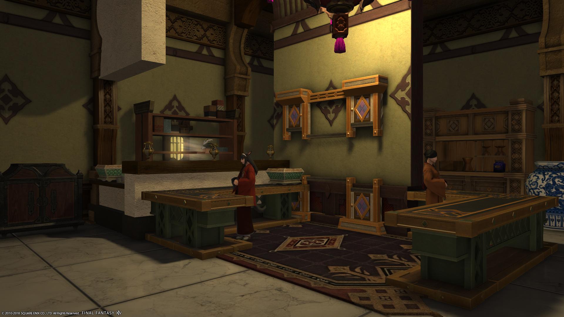 Wisdom of Nym: How Final Fantasy XIV's latest housing war