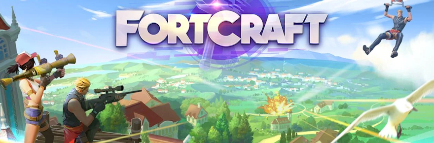 Fortnite: Hack compensation, the FortCraft clone, and mobile event