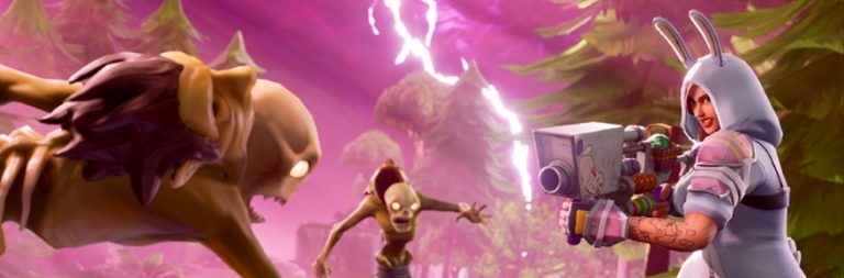 Fortnite on Nintendo Switch doesn't include Save the World