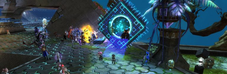 Guild Wars 2 preps Super Adventure Box, patches in direct-buy mounts and CHAIRS