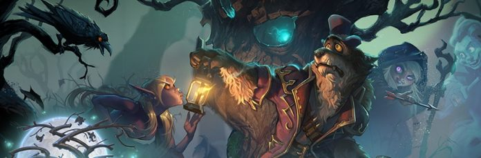 GDC 2018: Hearthstone's Witchwood goes monster hunting