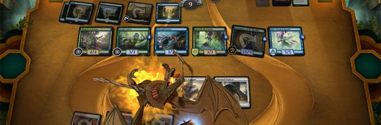Magic: The Gathering Arena moves into the next phase of its closed beta
