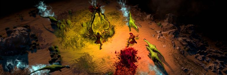 Path of Exile is already mapping out big buffs and changes for Synthesis League