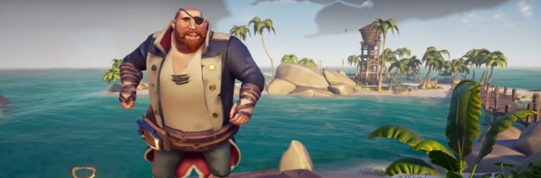 Sea of Thieves runs another stress test, talks pirate customization (or lack thereof)