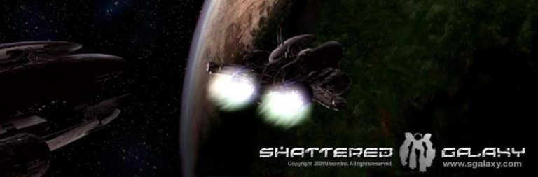 The Game Archaeologist: Shattered Galaxy