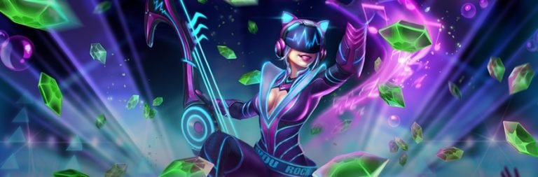 SMITE parties hard with Patch 5.5