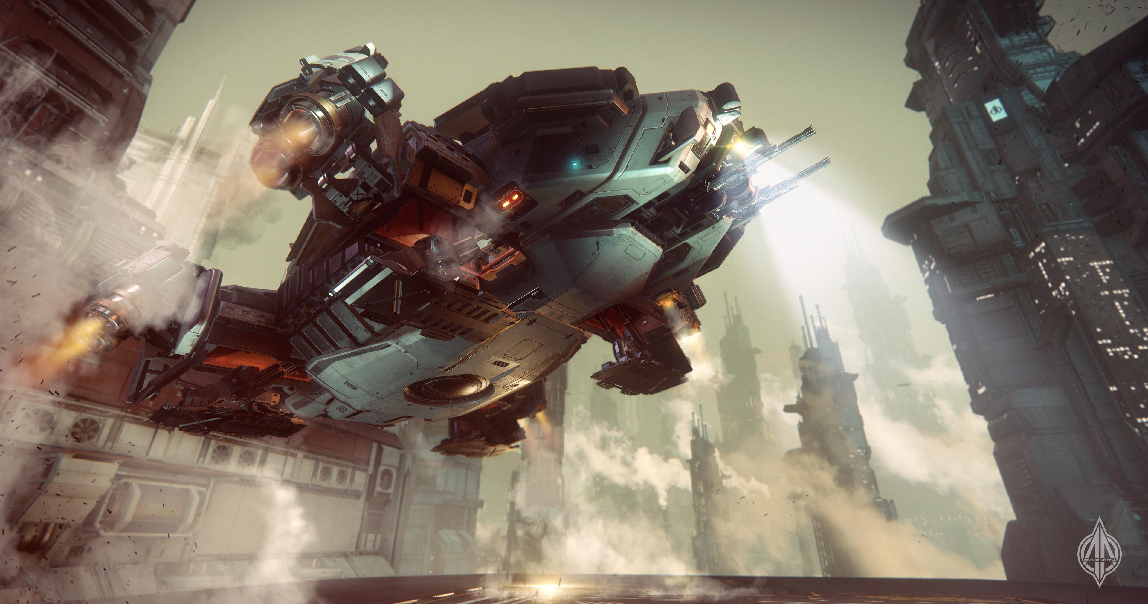Follow the development of Star Citizen and Squadron 42