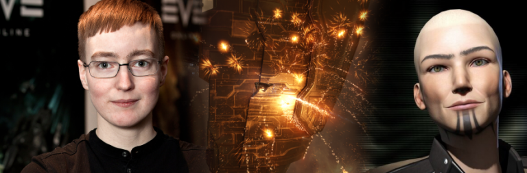 EVE Online Executive Producer Andie 'CCP Seagull' Nordgren is leaving CCP Games [Updated]