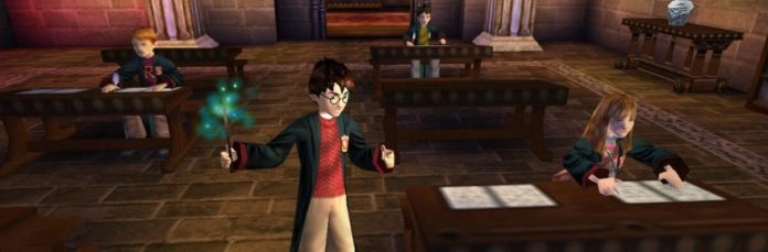 The Game Archaeologist: Harry Potter Online | Massively