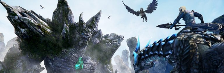 Riders of Icarus runs dual events to get your attention