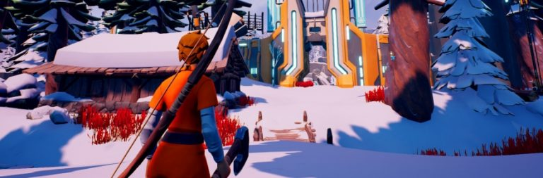 Battle royale Darwin Project adds a duo mode