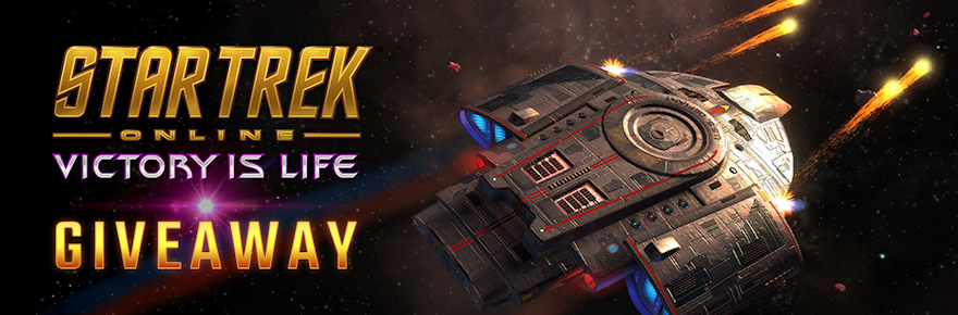 Enter to win a Star Trek Online Deep Space Nine starship on PC from