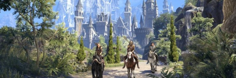 Elder Scrolls Online's racial abilities are getting revamped in update 21