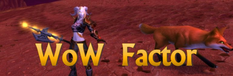 WoW Factor: The World of Warcraft leveling experiences ranked, part two