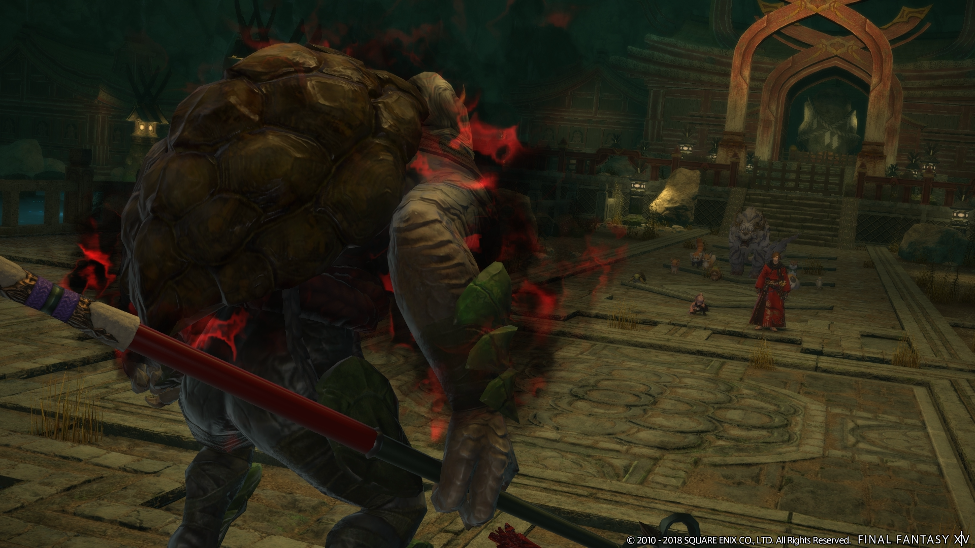 Final Fantasy XIV patch 4 3 adds lots of special deliveries