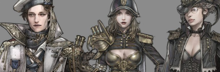 Ascent: Infinite Realm posts new armor concept art, promises no gender-locking for classes