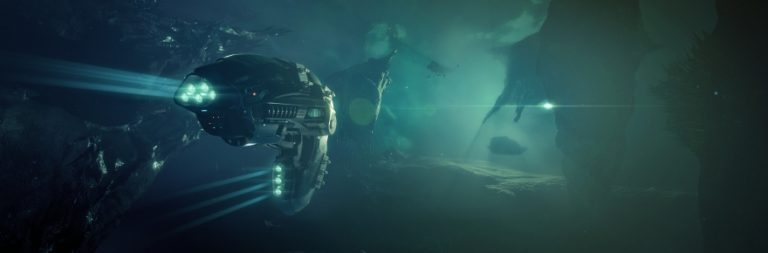 EVE Online dives 'Into the Abyss' with today's update
