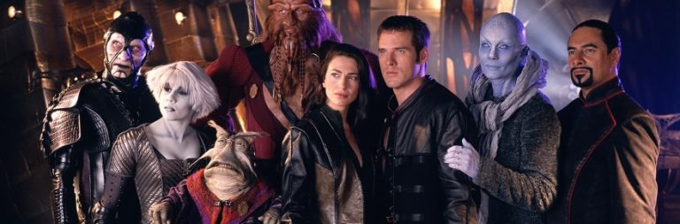 Massively OP Podcast Episode 169: Farscape and RuneScape