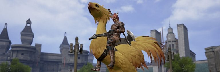 Whatever happened to the Final Fantasy XI mobile remake?