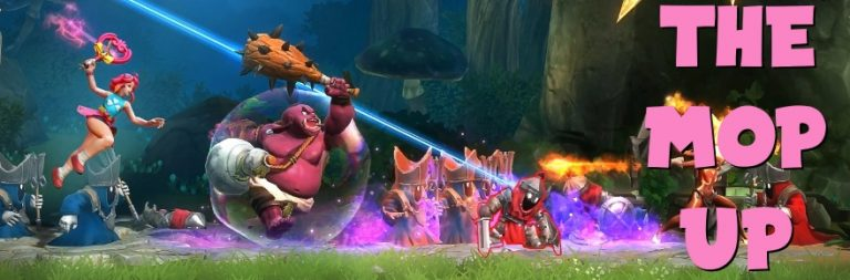 The MOP Up: Hyper Universe is heading to Xbox One (May 27, 2018)