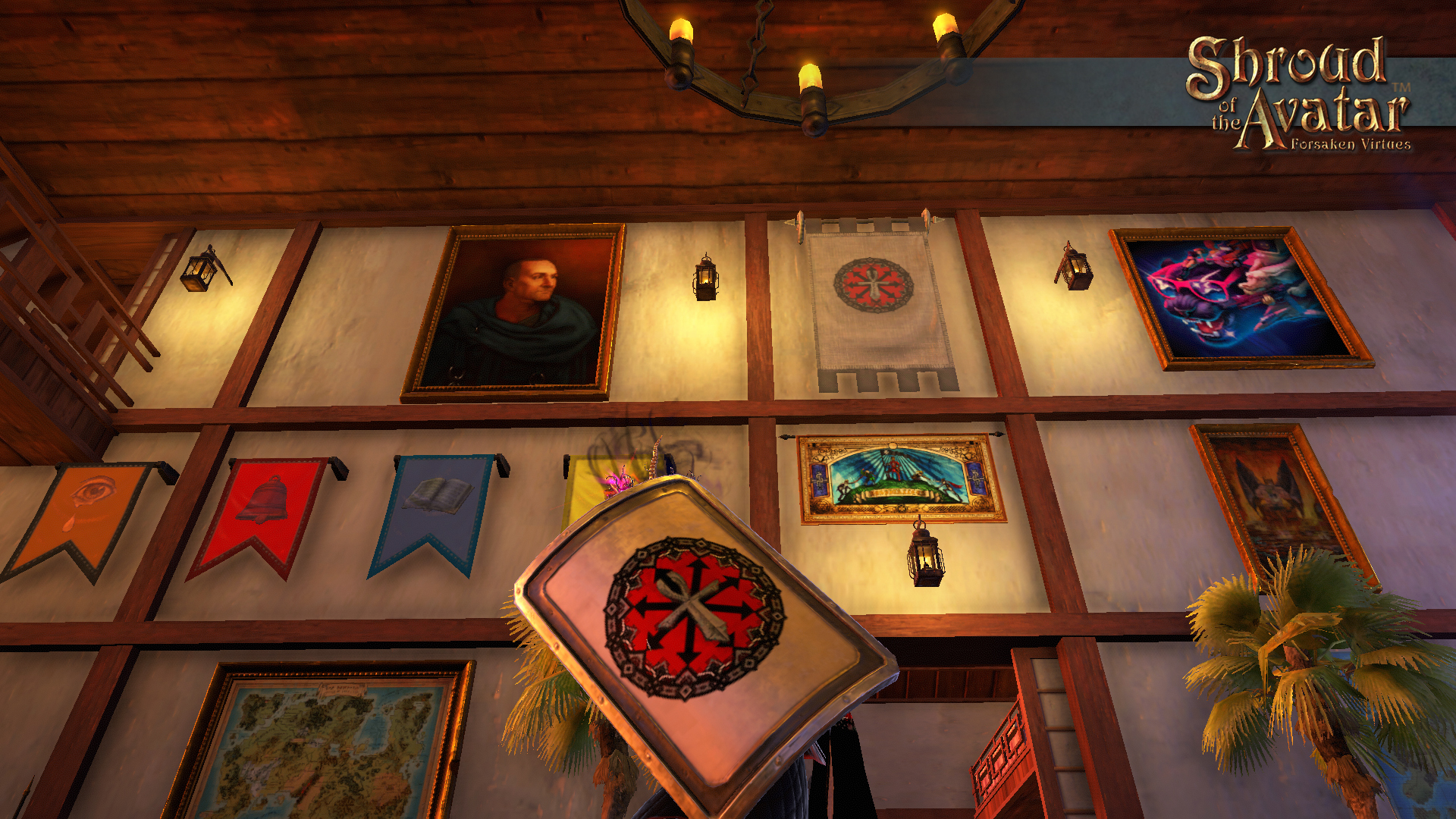 Shroud of the Avatar's upcoming R54 includes new house deco