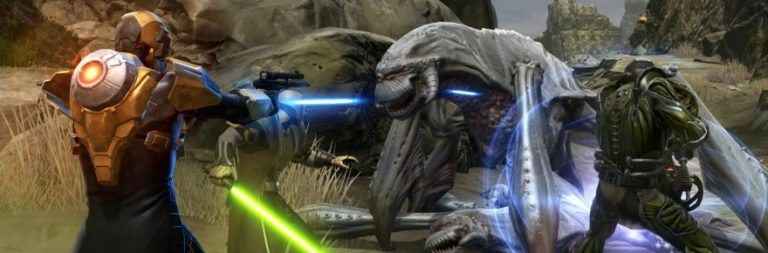 Star Wars: The Old Republic is easing restrictions for free-to-play and preferred players