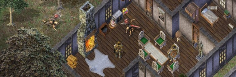 The Game Archaeologist: Is it worth the hassle to update graphics in older MMOs?