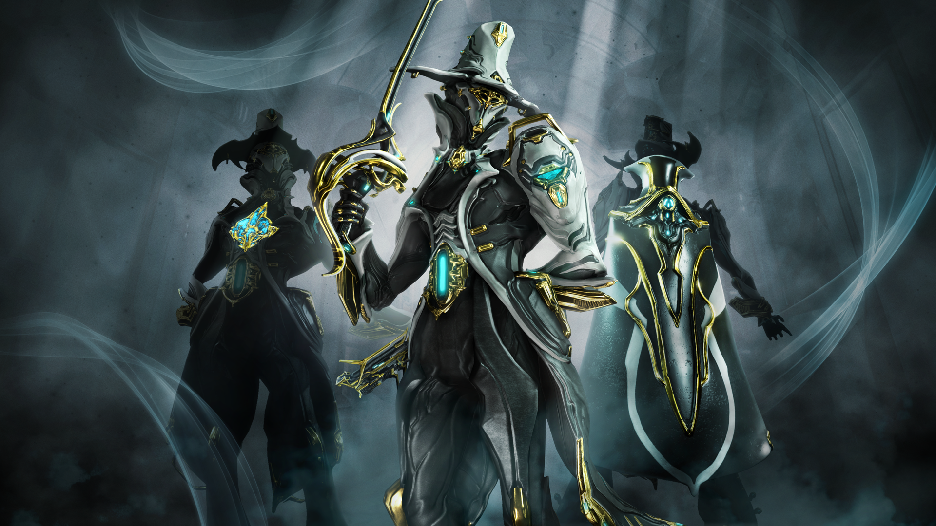 Get your dapper on with Warframe's new Limbo Prime, the