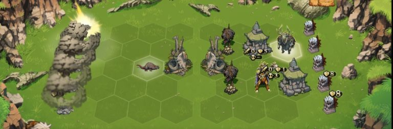 Scrolls is reborn as a free title, Caller's Bane
