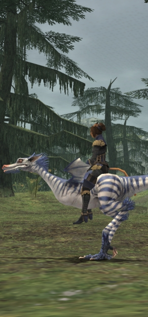 Yeah, you might have expected more chocobos here.
