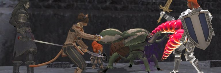 Final Fantasy XI previews a lighter update for its October patch