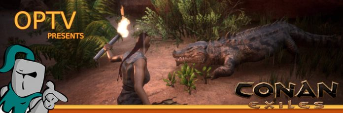 The Stream Team: Scouting out future Conan Exiles tames