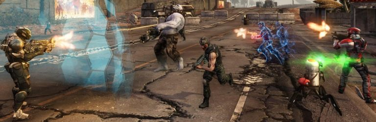 E3 2018: A second look at Trion's Defiance 2050 reboot