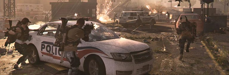 Here's what The Division 2's 'living world' endgame is going to look like