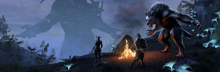 E3 2018: Elder Scrolls Online announces Wolfhunter and Murkmire DLC (oh yeah, and Elder Scrolls VI is coming!)